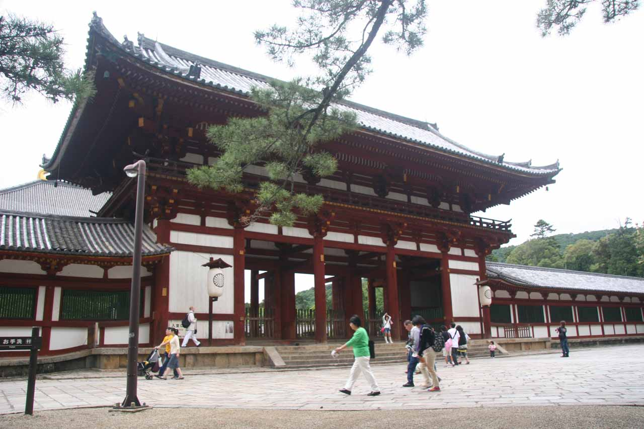 The Todai-ji
