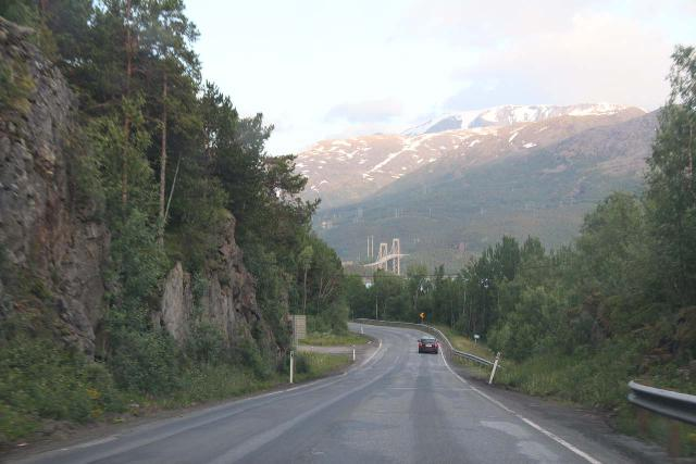 Narvik_013_07072019 - The road going further inland to the head of Rombaken to avoid paying the double toll on my way back to Narvik