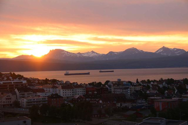 Narvik_085_07072019 - When I made my brief interlude into Swedish Lapland, we were staying in Narvik, where we happened to catch the midnight sun during our epic Scandinavia Trip in 2019