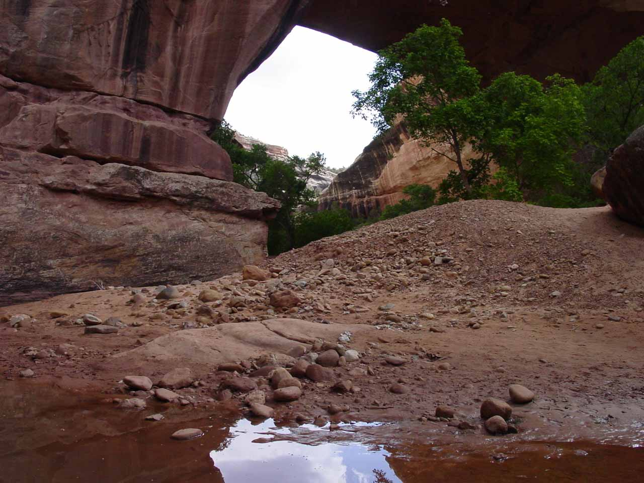 Kachina Natural Bridge