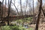 Natural_Falls_SP_071_03172016 - Looking back at the bridge we had just crossed to get to the viewing deck of the Natural Falls and Dripping Springs at the end of the trail