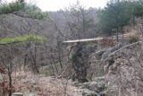 Natural_Falls_SP_098_03172016 - Looking back towards an elevated view of the overhanging lookout fronting the Natural Falls and Dripping Springs