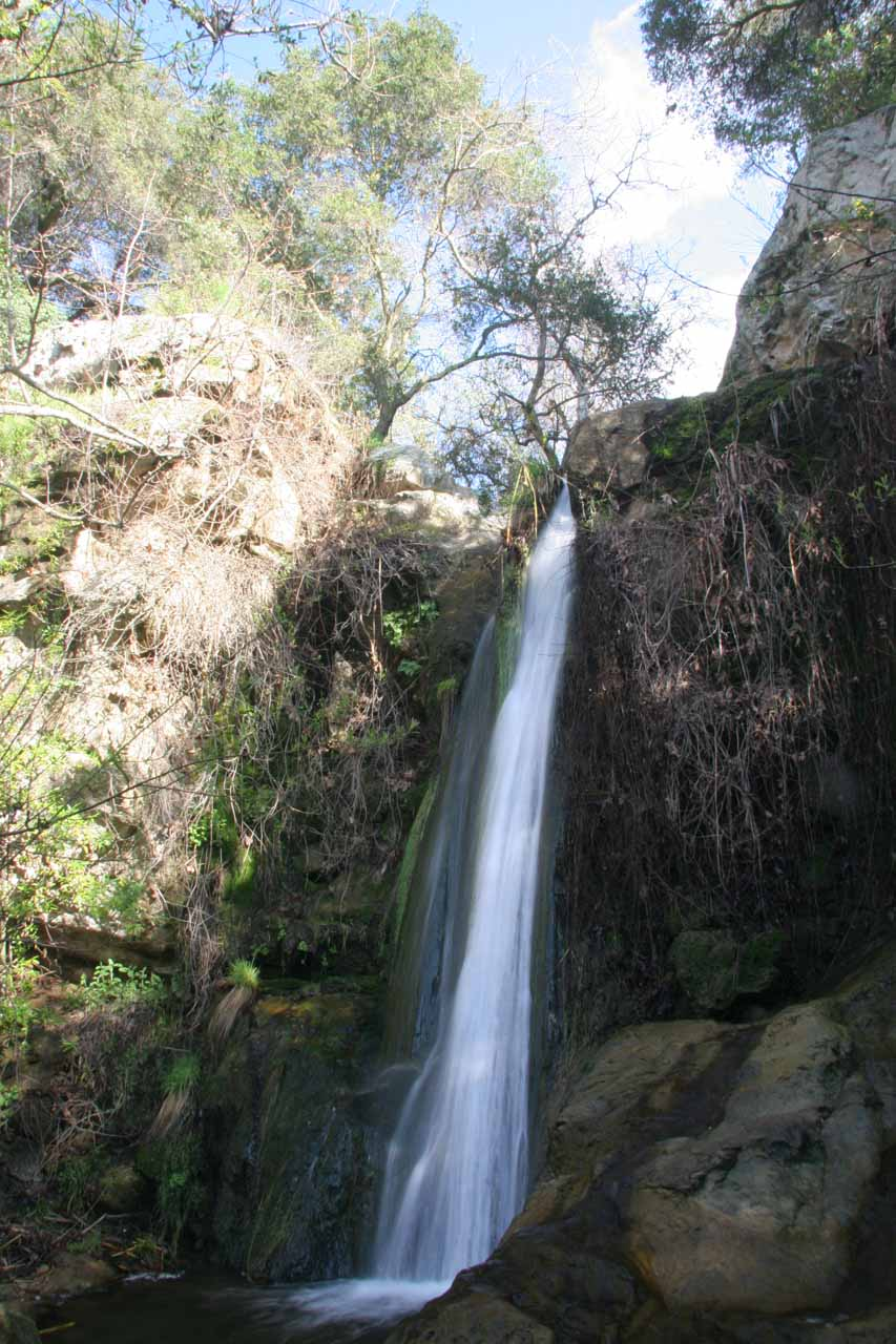 Newtown Canyon Falls