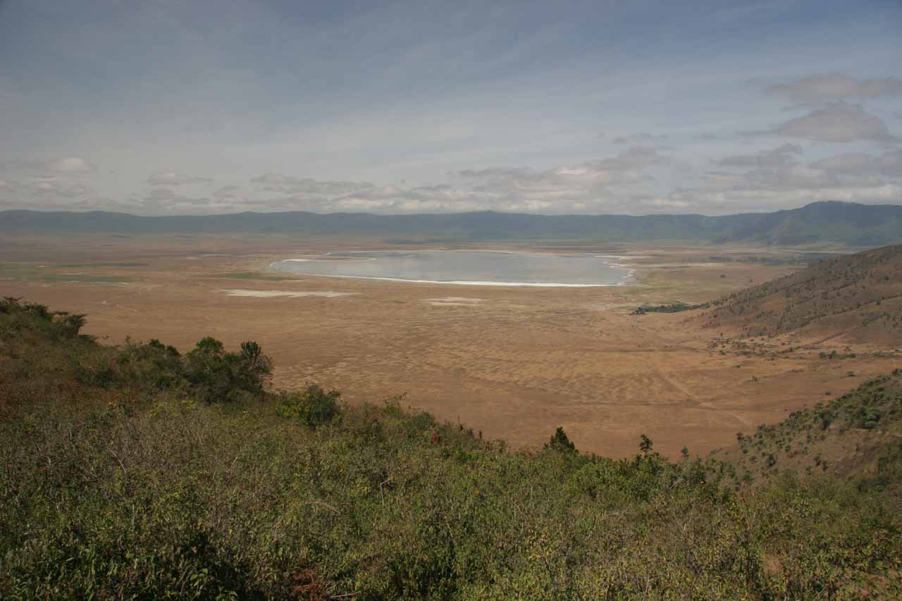 The Ngorongoro Crater
