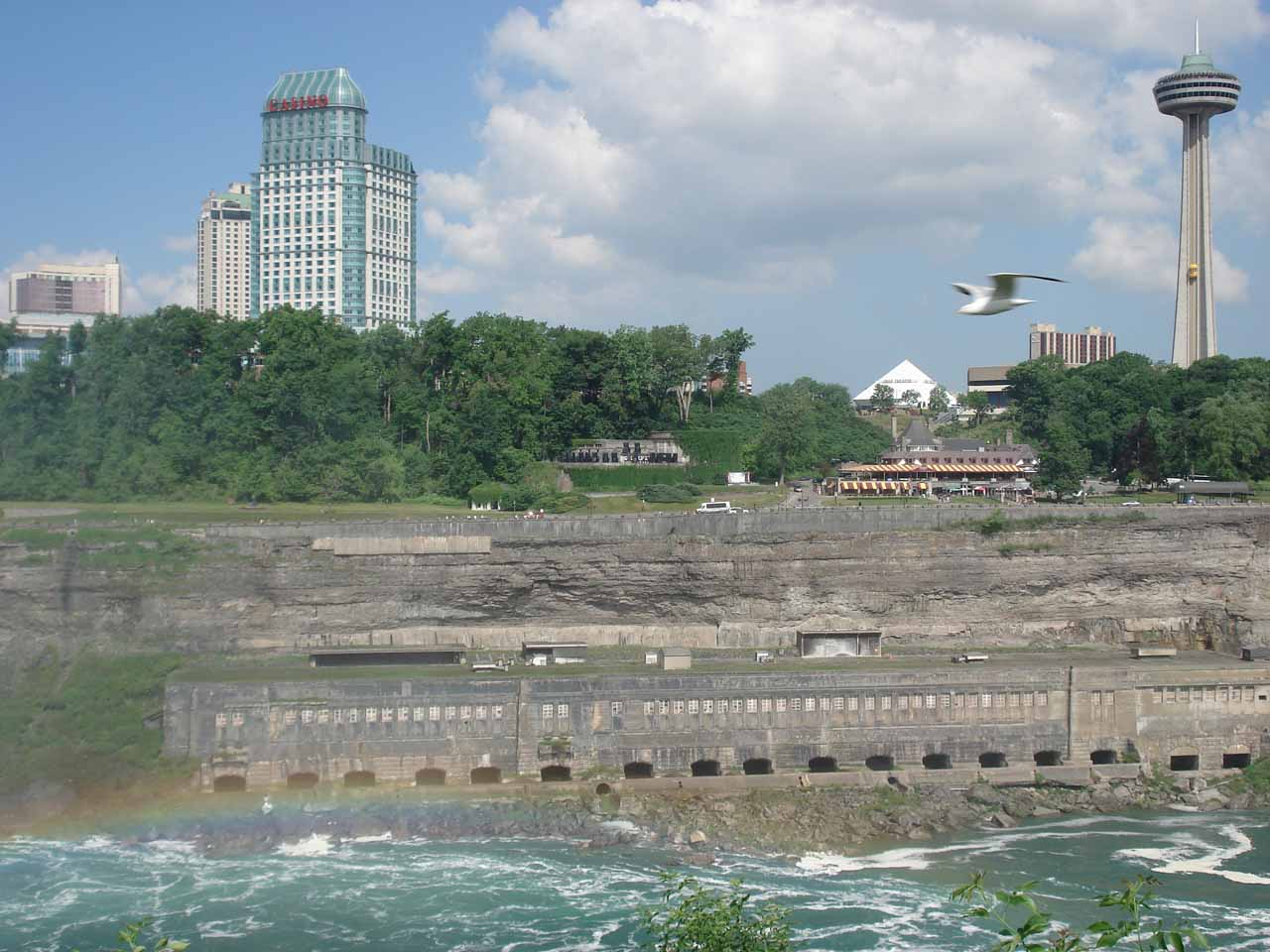 Niagara Falls Which Side Is Better World Of Waterfalls