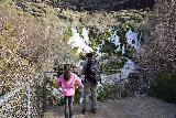 Niagara_Springs_034_04022021 - Julie and Tahia checking out the Niagara Springs