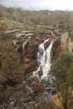 Nigretta_Falls_17_009_11152017 - More zoomed in look at the Nigretta Falls when it was flowing in November 2017 as seen from the viewing deck by the car park
