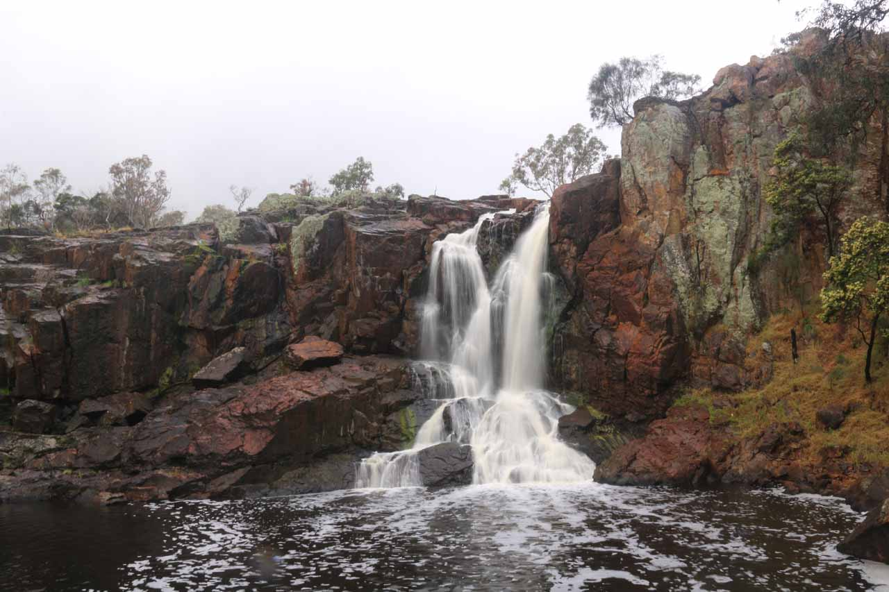 Nigretta Falls was also very close to Wannon Falls, which was pretty much a sightseeing tandem near Hamilton given their close proximity to each other