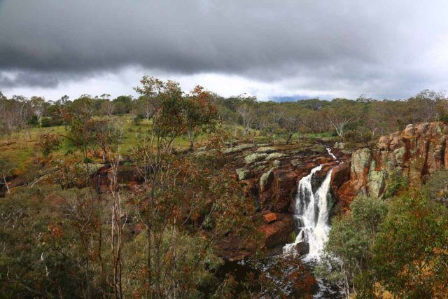 Nigretta_Falls_17_075_11152017 - View of Nigretta Falls from the lookout at the car park on our November 2017 visit