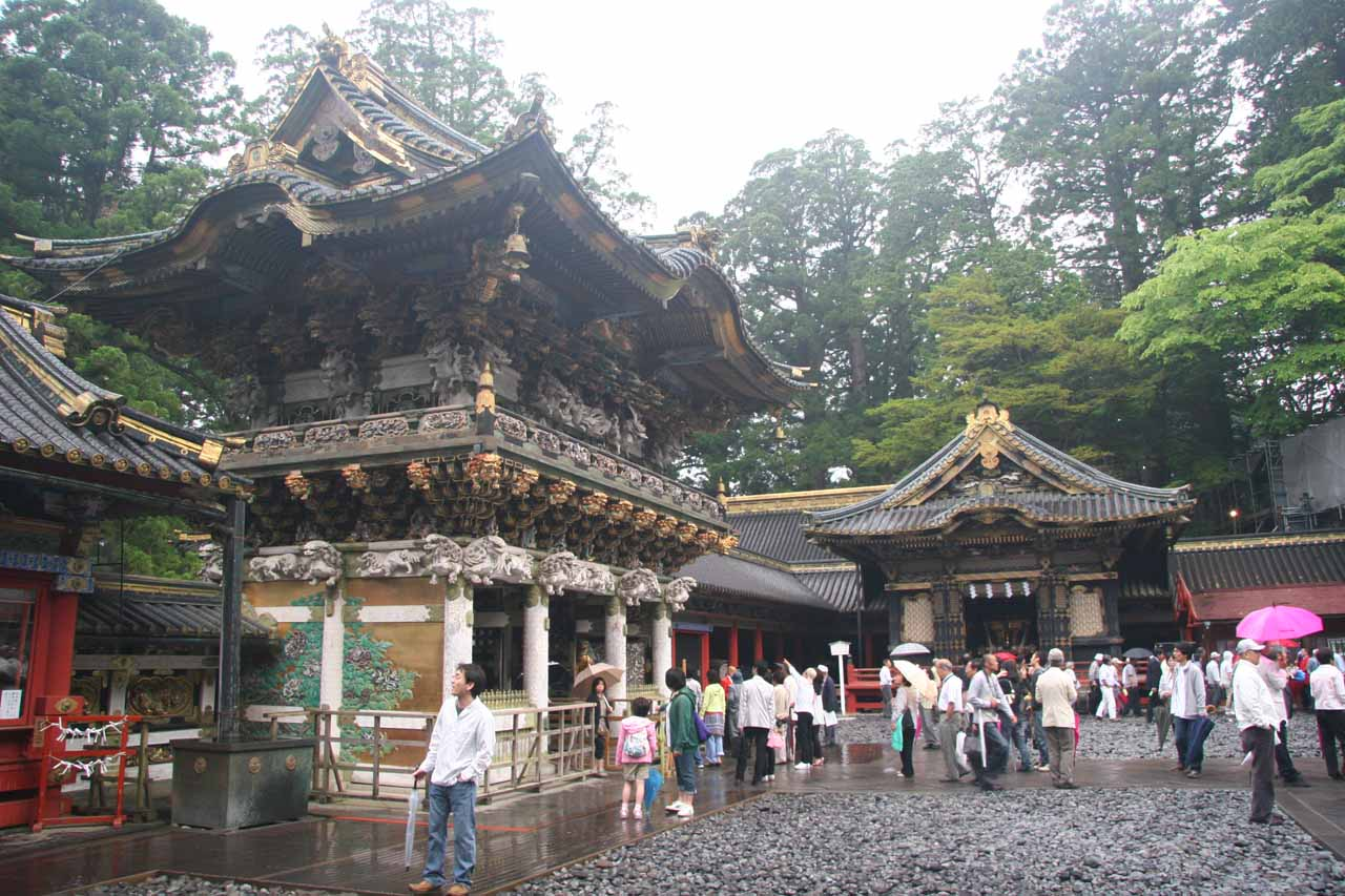 Some more Toshogu Shrine buildings