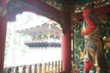 Nikko_100_05232009 - A devil guardian statue
