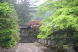 Nikko_118_05232009 - Serene but inaccessible walkway on the way out of Taiyun Mausoleum