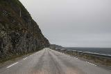 Nordkapp_pursuit_004_07062019 - On the coastal road on the way to Nordkapp from Alta