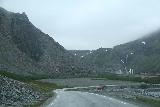 Nordkapp_pursuit_022_07062019 - Another look at the context of the road construction and road around Sittarvuotna towards the big waterfall there