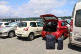 Noumea_001_11262015 - We finally managed to find a parking spot at the airport in the suburb of Magenta