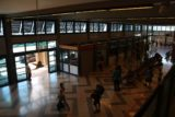 Noumea_007_11262015 - Looking down at the waiting area at the domestic airport at Magenta