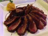 Noumea_083_jx_11302015 - The final presentation of Julie's duck breast dish