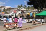 Noumea_101_11282015 - Street performers along Anse Vata