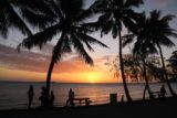 Noumea_211_11282015 - Catching the sunset at Anse Vata while we were having our early dinner at Hanoi Plage