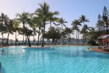 Noumea_271_11292015 - Looking over the swimming pool at Le Meridien Noumea