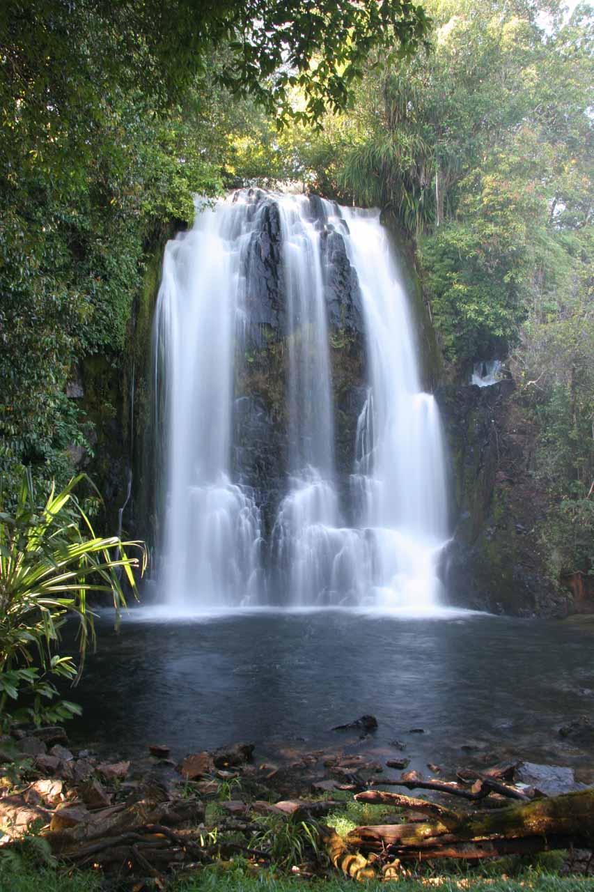 Ntumbachushi Falls