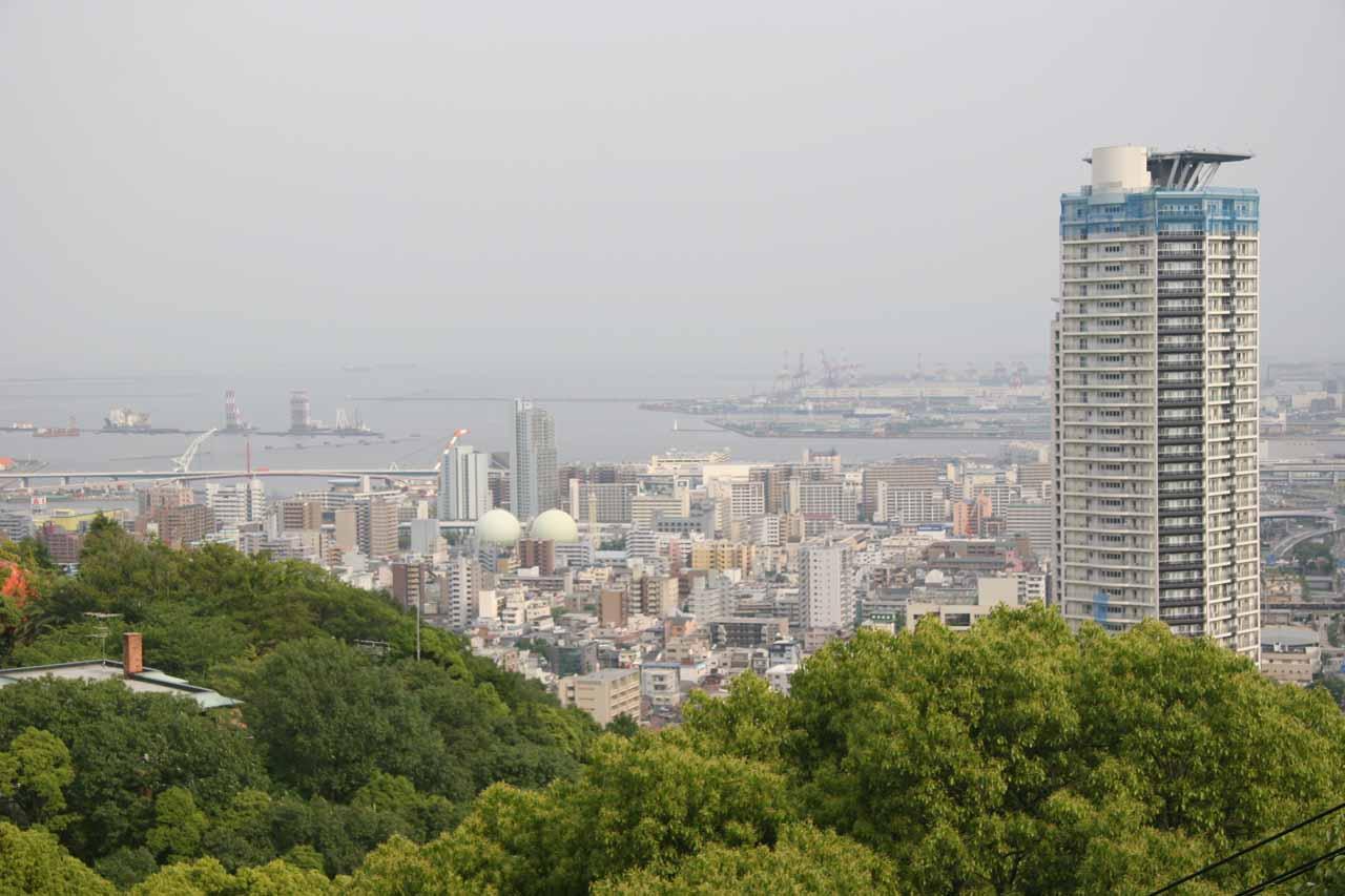 View of Kobe