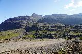 Nykurhylsfoss_026_08092021 - Descending the unpaved road towards the lookout area for Nykurhylsfoss