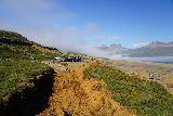 Nykurhylsfoss_068_08092021 - Returning to the car park for the Nykurhylsfoss