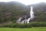 Oddadalen_056_06232019 - More frontal look at Vidfossen though not quite all the way to the front as during our 2005 visit