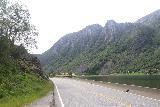 Oddadalen_074_06232019 - Looking back along the Rv13 from an informal pullout nearby Strondsfossen