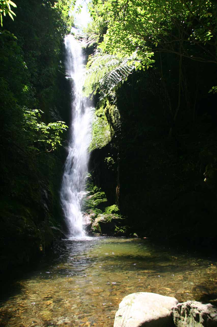 Another look at the Ohau Falls