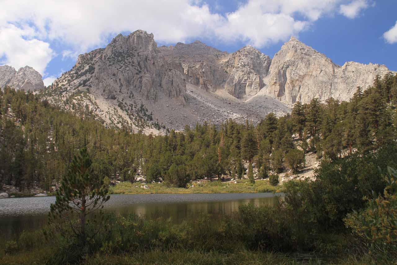My first look at Gilbert Lake
