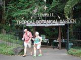 Onomea_014_jx_03092007 - The entrance to the Hawaii Tropical Botanical Gardens