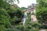 Orbaneja_del_Castillo_063_06132015 - Contextual view of the waterfall at Orbaneja del Castillo