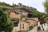 Orbaneja_del_Castillo_086_06132015 - Looking up at a steep road climbing even higher above Orbaneja del Castillo