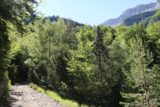 Ordesa_387_06172015 - Beyond the mirador for Cascada de Arripas, the trail climbed high enough to start getting into the warmth of the morning sun