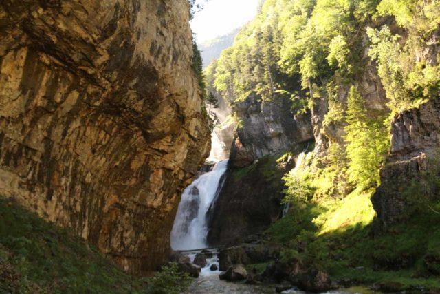 Ordesa_415_06172015 - The lowermost tiers of Cascadas del Estrecho