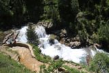 Ordesa_620_06172015 - Contextual side view of part of the Gradas del Soaso during my long hike to the Cola de Caballo