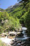 Ordesa_865_06172015 - Looking upstream along the Río Arazas from somewhere downstream from the mirador de los Bucardos