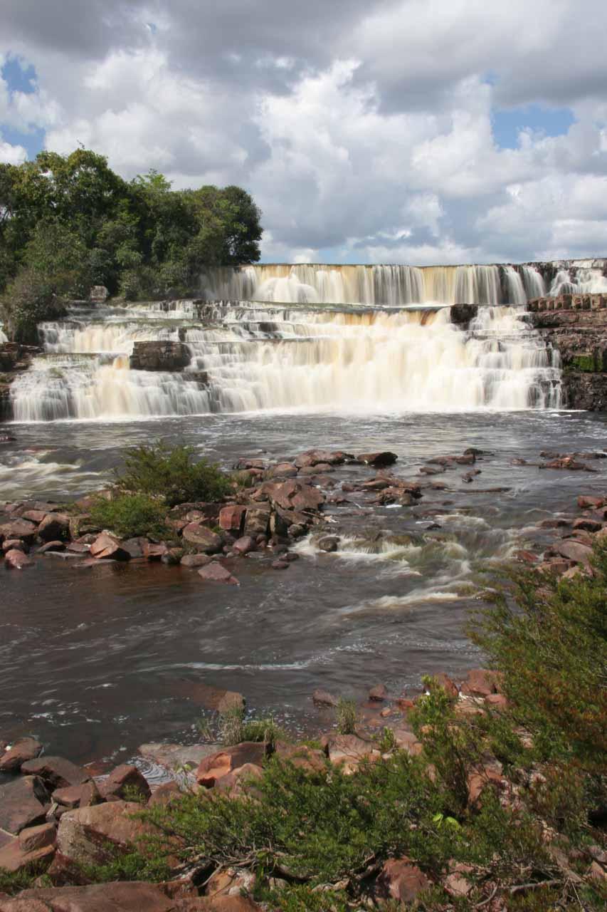 Orinduik Falls