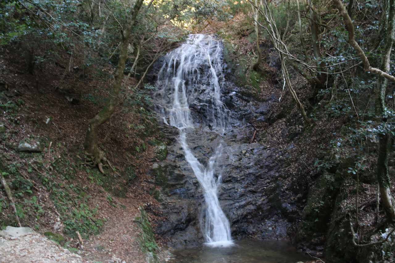 The Otonashi Waterfall or the 'Soundless Waterfall'