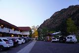 Ouray_025_10162020 - Another pre-dawn look across the parking lot of the Hot Springs Inn in Ouray
