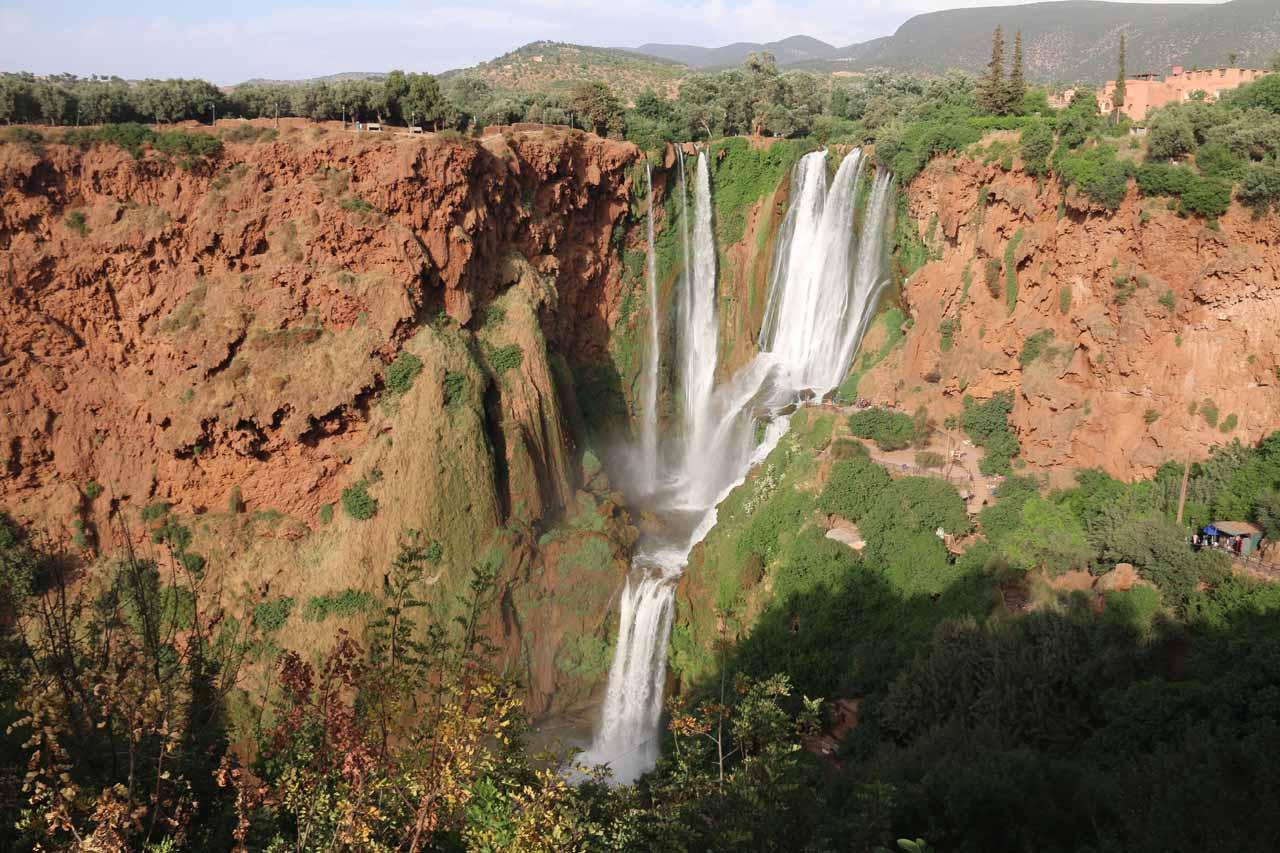 Africa Waterfalls