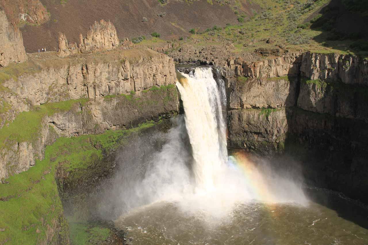 Palouse Falls Washington Map.Palouse Falls World Of Waterfalls