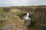 Palouse_Falls_083_04042021 - Looking towards Palouse Falls from near the Fryxell Overlook