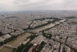 Paris_18_026_06142018 - Birdseye view over the Seine River from the top of the Eiffel Tower