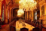 Paris_18_306_06152018 - A grand dining hall at the Napoleon III Apartments in the Louvre