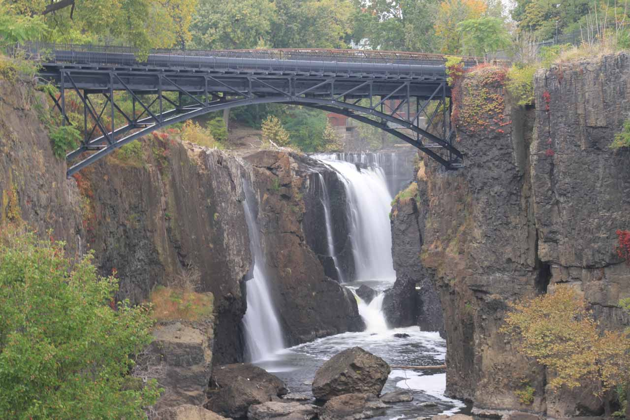 A Mid-Atlantic State Waterfall