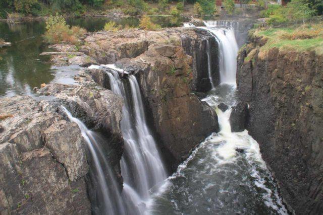 Passaic_Falls_077_10162013 - Passaic Falls (or the Paterson Great Falls)