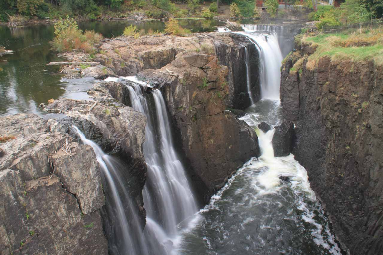 Passaic Falls (or Paterson Great Falls)